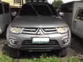 Pre-owned Mitsubishi Montero Sports M/T 2016 For Sale-0