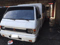 FOR SALE!!! White 2007 Mitsubishi L300  affordable price-1