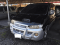 Selling used 2004 Hyundai Starex  in Black-6
