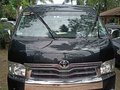 2017 Toyota Hiace Van second hand for sale -1