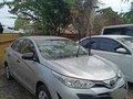 Selling Grey 2018 Toyota Vios Sedan affordable price-0