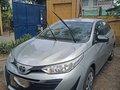 Selling Grey 2018 Toyota Vios Sedan affordable price-1