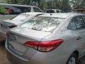 Selling Grey 2018 Toyota Vios Sedan affordable price-2