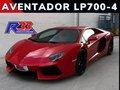 2014 Lamborghini Aventador 700-4-7