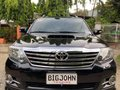 🚩 TOYOTA FORTUNER V 4x2 AUTOMATIC BLACK EDITION - - 2016 MODEL (TOP OF THE LINE) 🚩-0