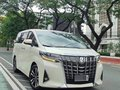 Pearl White Toyota Alphard 2020 for sale in Automatic-9