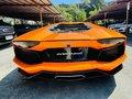 Orange Lamborghini Aventador 2013 for sale in Pasig-3