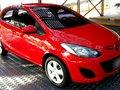 Selling Red Mazda 2 2014 in Makati-3