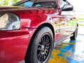 Selling Red 1999 Honda Civic in Pasig-6