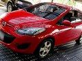 Selling Red Mazda 2 2014 in Makati-2