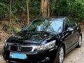 Selling Black Honda Accord 2010 in Parañaque-7