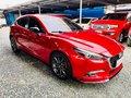 RUSH SALE! Red 2017 Mazda 3 SPEED 2.0V Sportback Hatchback SUNROOF!-0