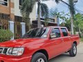 Red Nissan Frontier 2000 for sale in Manila-9