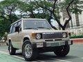 Beige Mitsubishi Pajero 1993 for sale in Quezon-3