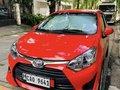 Selling Red Toyota Wigo 2018 in Parañaque-5