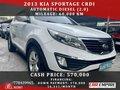 Selling White Kia Sportage 2013 in Las Piñas-9