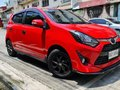 Red Toyota Wigo 2020 for sale in Quezon-2