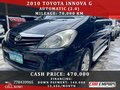 Black Toyota Innova 2010 for sale in Las Piñas-9