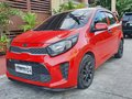 Rush Sale Selling Red 2018 Kia Picanto Hatchback affordable price-0