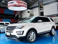 White Ford Explorer 2016 for sale in Quezon-5