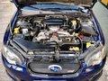 Blue Subaru Legacy 2008 for sale in Bulakan-5