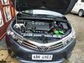 Blue Toyota Altis 2015 for sale in Muntinlupa-0