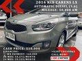 Selling Silver 2014 Kia Carens in Las Piñas-9
