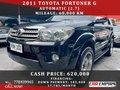 Selling Black Toyota Fortuner 2011 in Las Piñas-9