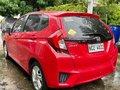 Red Honda Jazz 2016 for sale in Quezon-3