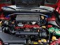 Red Subaru Impreza 2017 for sale in Pasig-0