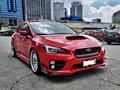 Red Subaru Impreza 2017 for sale in Pasig-8