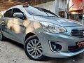 FOR SALE!!! Grey 2019 Mitsubishi Mirage G4  GLS 1.2 CVT affordable price-1