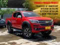 2nd hand 2018 Chevrolet Colorado 4×4 2.8 AT LTZ Diesel for sale in good condition-0
