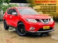 RUSH sale! Red 2015 Nissan X-Trail 4x4 A/T Gas SUV / Crossover cheap price-0