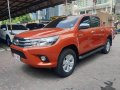 RUSH sale! Orange 2019 Toyota Hilux Pickup cheap price-1