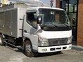 2006 Fuso Canter 14ft. Bottle Truck-8