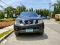 2008 Nissan Navara 4x4 manual dzl 2.5L oversized offroad tires. Leather seats. Cebu unit. Well maint-3