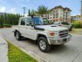 Brandnew LC79 double cab truck. V8 4.5L turbo. Manual. Mags DRL. Snorkel. Towing hook-3