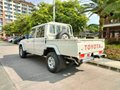 Brandnew LC79 double cab truck. V8 4.5L turbo. Manual. Mags DRL. Snorkel. Towing hook-4