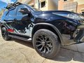 Selling Black Toyota Fortuner 2016 in Magalang-3
