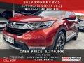 Red Honda CR-V 2018 for sale in Las Piñas-9