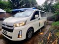 Selling White Toyota Hiace 2020 in Malabon-4