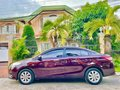 Red Toyota Vios 2016 for sale in Angeles-5
