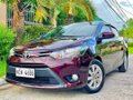 Red Toyota Vios 2016 for sale in Angeles-7