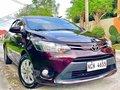 Red Toyota Vios 2016 for sale in Angeles-8