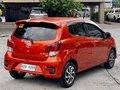Orange Toyota Wigo 2020 for sale in Manual-0