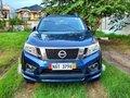 Selling Blue Nissan Navara 2017 in Las Piñas-2