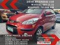 Selling Red Hyundai I10 2010 in Las Piñas-9
