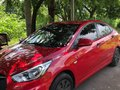 Red Hyundai Accent 2016 for sale in Carmona-6