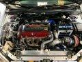 Brightsilver Mitsubishi Lancer 2003 for sale in Quezon-0